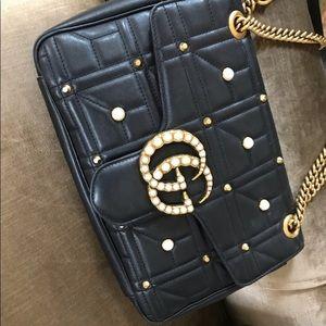 Gucci Pearl Marmont Medium.